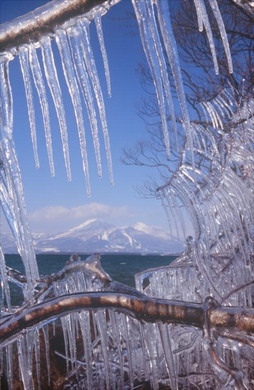 「厳冬期」郡山のまつりと観光写真コンテスト第24回入賞作品